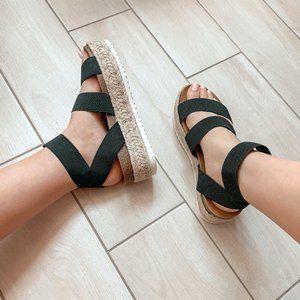 🆕 Kimberly Sandals - Black